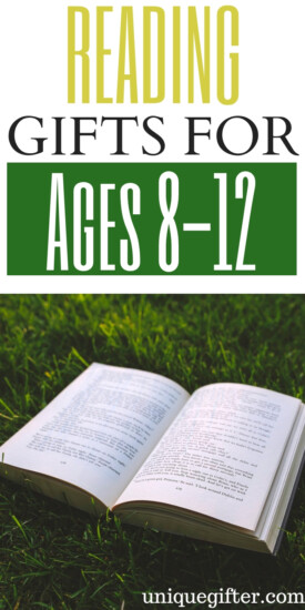 Creative Reading Gifts for Ages 8-12   What to buy a 8-12 year old in terms of books   Book ideas for a Reading Gifts for Ages 8-12   Must Have Books for Ages 8-12 year old   Gifts for a book lover   Unique books for age 8-12 year old   Book enthusiast gifts #bookgifts #8-12yearold #booklover