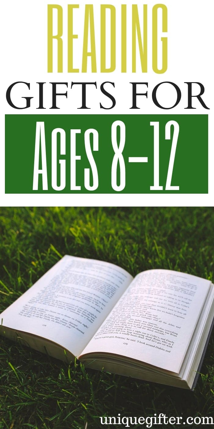Creative Reading Gifts for Ages 8-12 | What to buy a 8-12 year old in terms of books | Book ideas for a Reading Gifts for Ages 8-12 | Must Have Books for Ages 8-12 year old | Gifts for a book lover | Unique books for age 8-12 year old | Book enthusiast gifts #bookgifts #8-12yearold #booklover