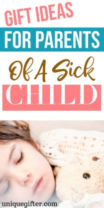 gift ideas for parent of a sick child | what to buy a parent of a sick child | Special gifts to buy a parent who has a sick child | Creative and unique gifts for a parent with a sick child | Touching gifts to help a parent with a sick child #gifts #sickchild #giftideas #special