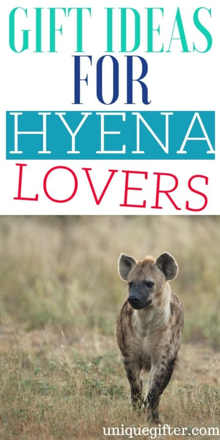20 Gift Ideas for Hyena Lovers