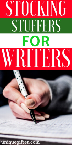Stocking Stuffers for Writers   Creative Writers Stocking Stuffers   What To Buy for Stocking Stuffers   Stocking stuffers for the writer in your family   The Best Stocking Stuffers For those who like to write   Christmas Gifts   Presents   Stocking Fillers  #stockingstuffers #writerstockingstuffers #Holiday