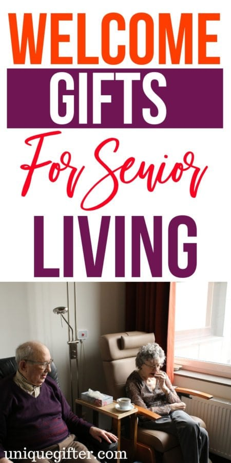 20 Welcome Gifts for Senior Living