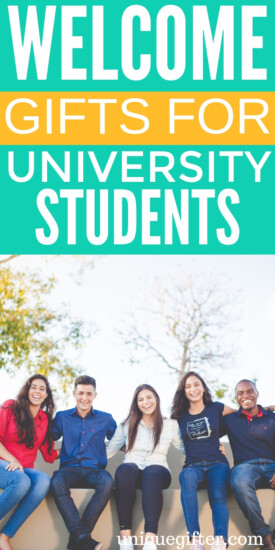 Welcome Gifts for university students | Creative Welcome Gifts for university students | What Gifts to Buy for university students | Memorable Welcome Gifts for university students | Special Gifts for university students | Unique Welcome Gifts for university students | #students #university #gifts #whattobuy