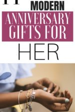 20 14th Gold Jewelry Modern Anniversary Gifts for Her