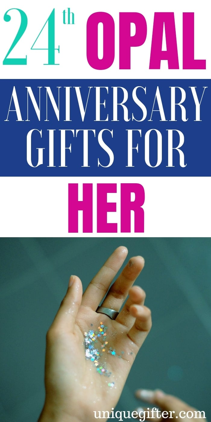 24th Opal Anniversary Gifts For Her   Wedding Anniversary Gifts   Presents For Your Wife   Anniversary Gifts For Your Wife   Gifts Your Wife Will Love   Unique Anniversary Gifts   Gift Ideas For Your 24th Anniversary   Creative Anniversary Gifts   #gifts #giftguide #anniversary #presents
