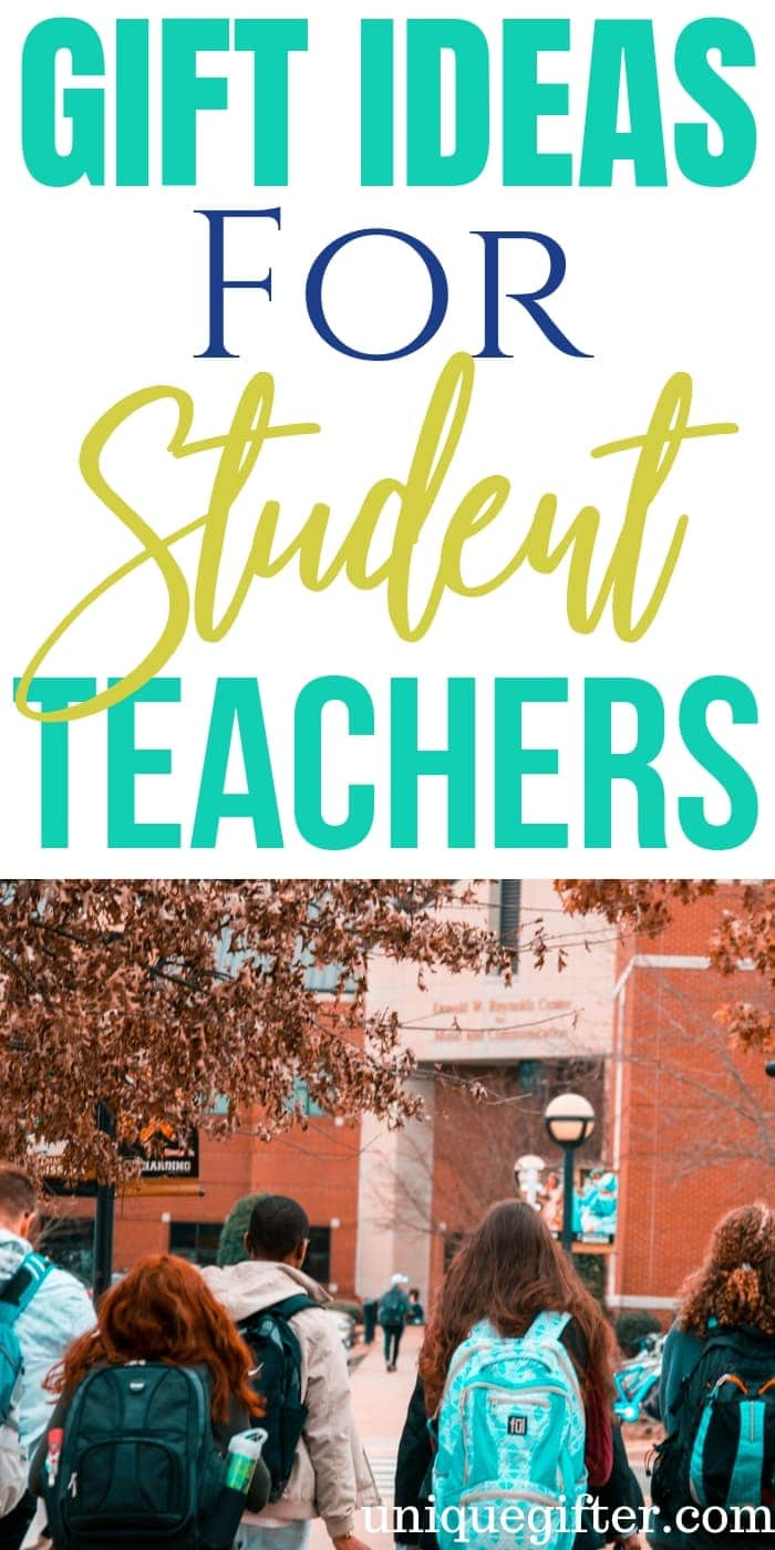 Gift Ideas For Student Teachers | Student Teacher Gifts | Student Teacher Presents | Unique Student Teacher Gifts | Thoughtful Student Teacher Gifts | Gifts For Student Teachers | Teacher Gifts | Teacher Presents | #gifts #giftguide #studentteacher #unique #presents