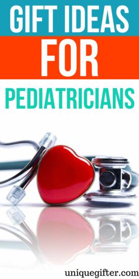 Gift Ideas For Pediatricians | Pediatrician Gifts | Gifts For Kids Doctor | Doctor Gifts | Doctor Presents | Unique Pediatrician Gifts | Unique Pediatrician Presents | Creative Pediatrician Presents | #gift #giftguide #presents #unique #doctor