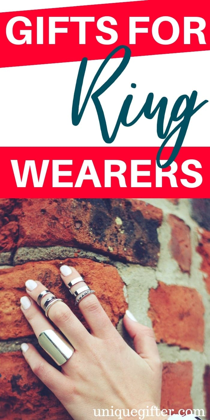 Gifts For Ring Wearers | Ring Gifts | Stunning Rings | Ring Presents | Gift A Ring | Creative Rings | Presents | Unique Rings | Impressive Rings | #gifts #giftguide #presents #ring #unique