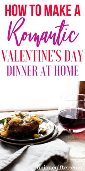 How To Make A Romantic Valentine's Dinner At Home | Valentine's Day | Valentine's Day Dinner | Romantic Dinner | Dinner For Valentine | Creative Romantic Dinner | Unique Romantic Dinner | #romantic #gifts #guiftguide #valentine's #unique