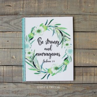 This sympathy gift ideas for loss of mother is one she can definitely journal in.