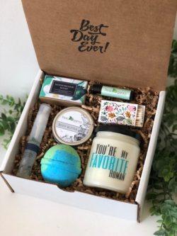 You're My Favorite Human Gift Box