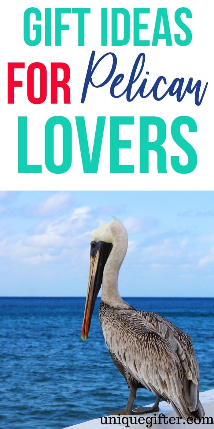Gift Ideas For Pelican Lovers | Pelican Gifts | Gifts For Pelican Lover | Present For Pelican Lover | Pelican Fan Gifts | Bird Gifts | Unique Bird Gifts | Creative Bird Gifts | Thoughtful Gifts For Pelican Lover | #gifts #giftguide #presents #pelican #birdgift