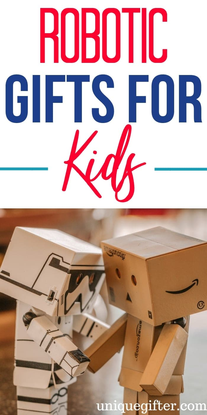 Robotics Gifts For Kids | Robots | Gifts That Are Robots | Robotics | Presents For Robot Lover | Gift For Robot Fan | Presents For Robotic Fanatic | Robot Presents | Robot Gifts | #gifts #giftguide #presents #unique #robots