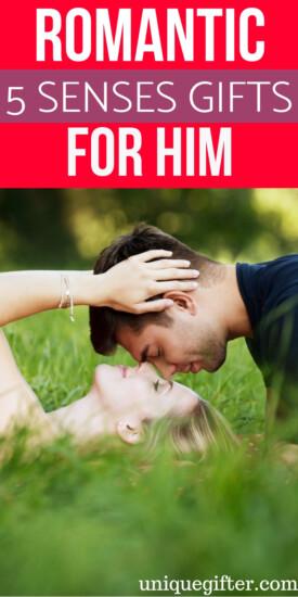 Romantic Senses Gifts For Him | Romantic Gifts For Him | Gifts For Boyfriend | Gifts For Husband | Gifts For Your Man | Romantic Gifts | Sexy Gifts | Creative Gifts | Romance | Love Gifts | #gifts #giftguide #unique #creative #romance