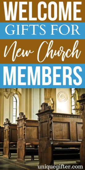 Welcome Gifts For New Church Members   Congregation Gifts   Presents For New Church Members   Creative Church Members Gifts   Unique Church Members Gifts   Thoughtful Church Members Presents   Present For Congregation   Church Family Gifts #gifts #giftguide #church #presents #unique