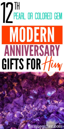 12th Pearl Colored Gems Modern Anniversary Gifts For Him | 12th Anniversary Gifts For Him | 12th Anniversary Gifts | Gifts For Him | Gifts For Your Husband | Wedding Anniversary Gifts | 12th Wedding Anniversary | Presents For Your Husband | Unique Gifts For Husband | Creative Gifts For Husband | #gifts #giftguide #presents #anniversary #unique