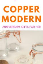 20 22nd Copper Modern Anniversary Gifts for Her