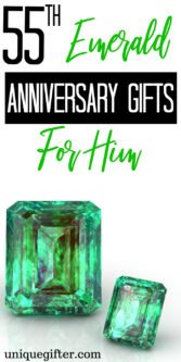 55th Emerald Anniversary Gifts For Him | Gifts For Your Husband | Anniversary Gifts For Your Husband | Wedding Anniversary Gifts For Him | Wedding Anniversary Gifts For Your Husband | 55th Wedding Anniversary | Unique 55th Wedding Anniversary Gifts | 55th Anniversary Presents | #gifts #giftguide #anniversary #presents #unique