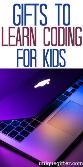 Gifts To Learn Coding For Kids | Coding Gifts | Coding Presents | Unique Gifts To Introduce Coding | Introduction To Coding For Children | Coding For Kids | Coding For Children | #gifts #giftguide #unique #coding #presents