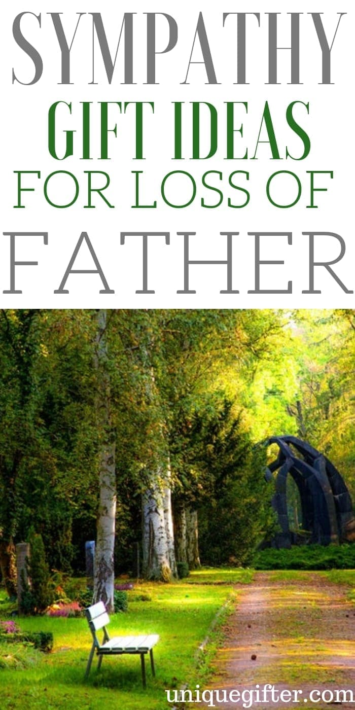 Sympathy Gift Ideas For Loss of Father