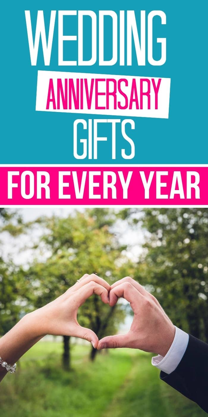 Wedding Anniversary Gifts by Year | Traditional and Modern Wedding Anniversary Gift Ideas | Themes for every wedding anniversary year | What to buy for a first anniversary (paper) gift. How to celebrate a golden 50th anniversary | What is the anniversary gift for each year? Wedding anniversary Gifts for Men | Anniversary Presents for Husband and Wife #gifts #anniversary #wedding
