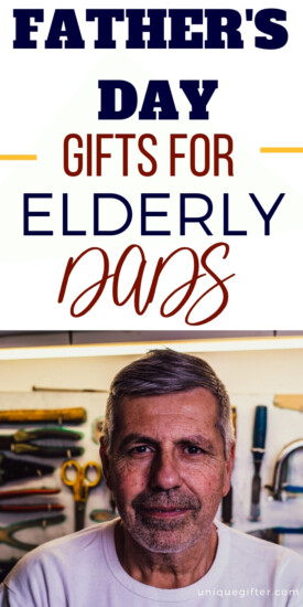 Father's Day Gifts For Elderly Dads | Gifts For Father's Day | Father's Day Presents | Father's Day | Presents For Dad | Unique Father's Day Presents | Creative Father's Day Gifts | Impressive Father's Day Presents | #gifts #giftguide #presents #unique #fathersday