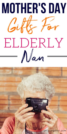 Mother's Day Gifts For Elderly Nan | Gifts For Nan | Gifts For Grandma | Mother's Day Gifts For Grandma | Mother's Day Gifts For Grammy | Mother's Day Gifts | Creative Gift Ideas For Nan | Unique Gift Ideas For Nan | Gift Guide For Mother's Day | #gifts #giftguide #presents #mothersday #unique