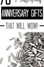 20 70th Platinum Anniversary Gift Ideas