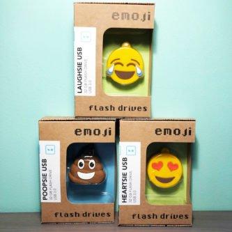 Emoji USB Drives