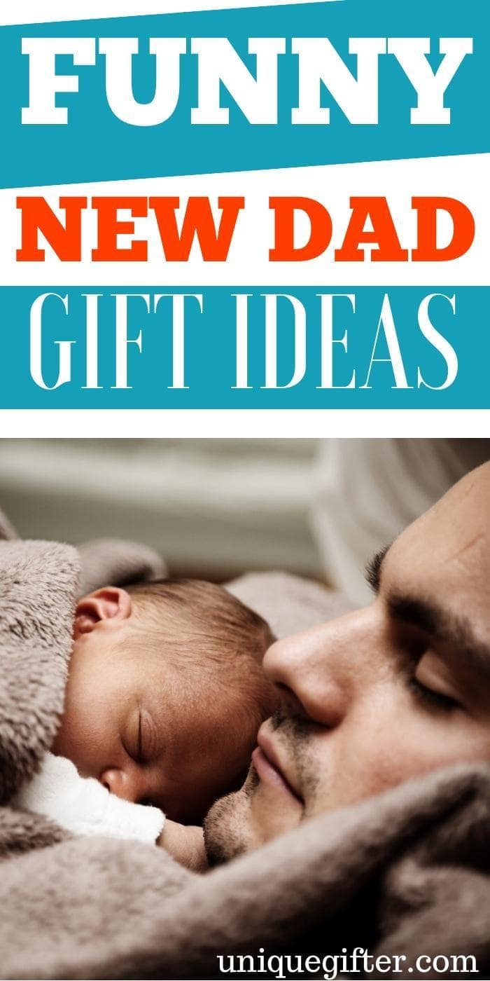 Funny new dad gift ideas | New dad presents | Gifts For New Dad | Hilarious Gifts For New Dad | Presents For New Dad | Creative Gifts For New Dads | Funny Gifts | Funny Dad Gifts | #gifts #giftguide #presents #dad #unique