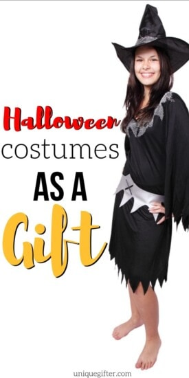 Should You Give A Halloween Costume As A Gift | Halloween | Halloween Gifts | Halloween Costumes | Easy Halloween Costumes | #gifts #giftguide #halloween #unique #costumes