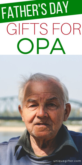 Father's Day Gifts For Opa | Father's Day | Gifts For Opa | Unique Gifts For Opa | Fun Gifts For Opa | Presents For Opa | Gifts For Grandpa | GIfts For Granddad | Father's Day For Grandpa | Unique Father's Day Gifts | Unique Father's Day Presents | #gifts #giftguide #presents #fathersday #presents