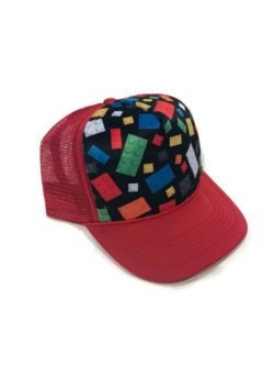 Lego trucker hat lego gift for adults plush