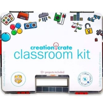 Male teacher gifts include this fun STEM kit.