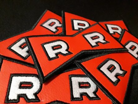 Red Ribbon army faction patches