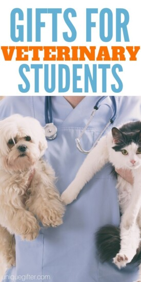 Gift Ideas For Veterinary Students | Veterinary Student Presents | Unique Presents | Veterinary Gifts | Birthday Gift | Graduation Gift | Veterinarian | #gifts #giftguide #presents #veterinarystudent #uniquegifter