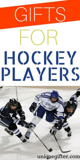 Gift Ideas For Hockey Players   Hockey Player Gifts   Hockey Player Presents   Unique Presents For Hockey Player   Creative Hockey Player Presents   #gifts #giftguide #hockeyplayer #unique #presents
