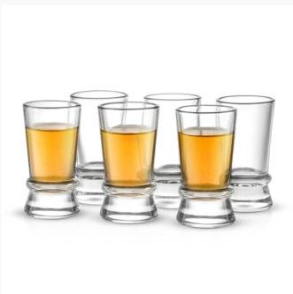 Best Gift for Alcoholics | Joyjolt Shot Glasses