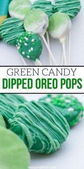 Green Oreo Pops | Cookie Pops | Oreo Cookie Pops | Delicious Cookie Pops | Oreo Pops Recipe | Creative Oreo Cookie Pops | Flavorful Oreo Cookie Pops | #dessert #holidays #treats #easy #unique
