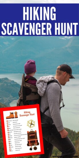 FREE Printable Hiking Scavenger Hunt | Free Printable | Scavenger Hunt For Kids | Kid Scavenger Hunt | Outdoor Scavenger Hunt | Easy Scavenger Hunt | Unique Scavenger Hunt | Creative Scavenger Hunt | #scavengerhunt #kids #outdoor #fun #unique