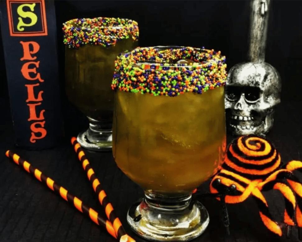 Fun Halloween Drinks