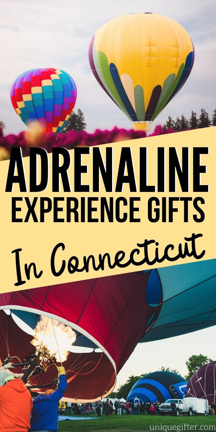 Adrenaline Junkie Experience Gifts in Connecticut | Experience Gifts | Connecticut Gifts | Experience Gifts In Connecticut | Creative Gifts | #gifts #giftguide #experiencegifts #connecticut #unique #bucketlist
