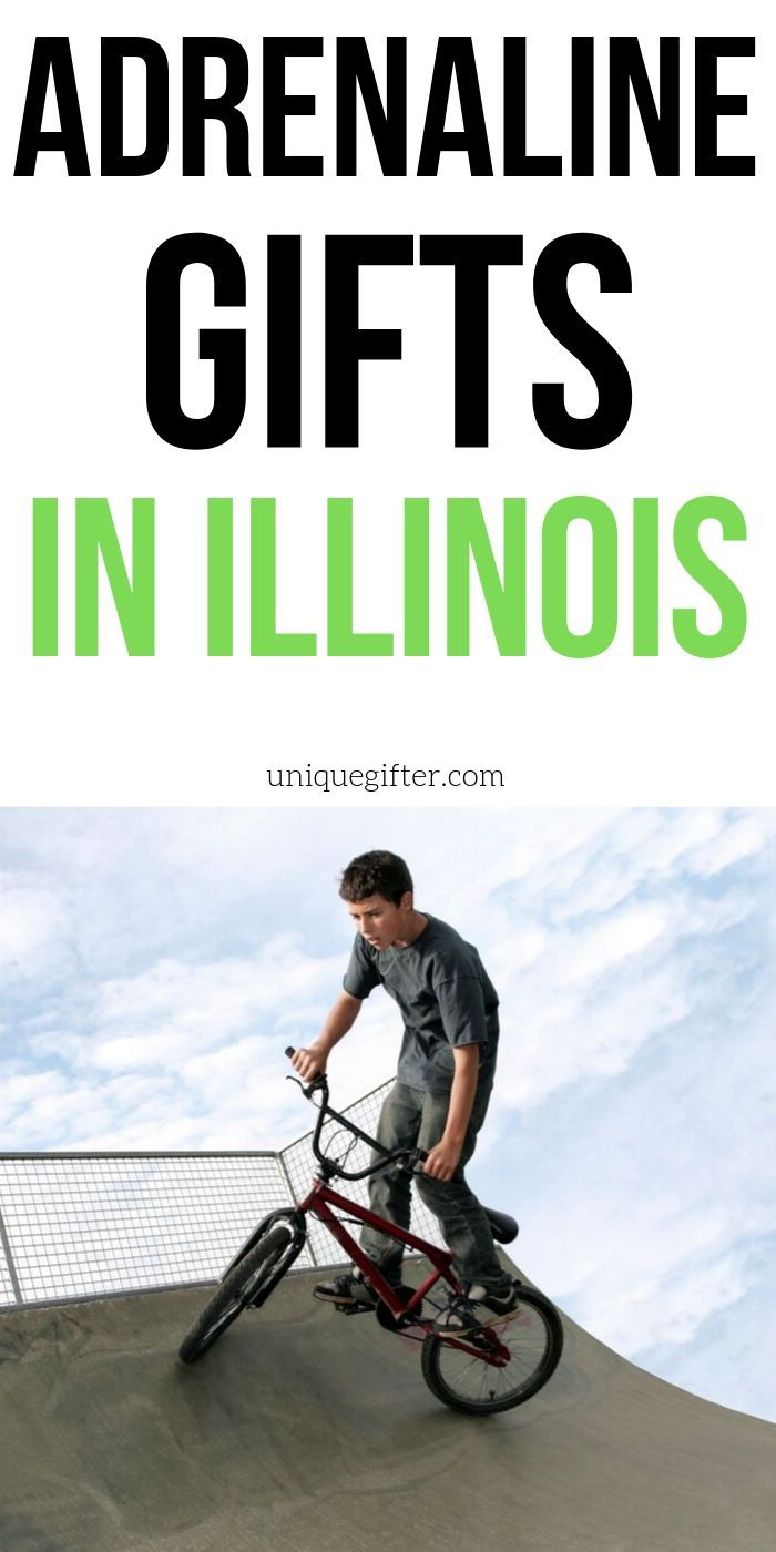 Adrenaline Junkie Experience Gifts in Illinois | Experience Gifts | Experience Presents | Illinois Gifts | Presents | Illinois | Experience Gift Ideas | #gifts #giftguide #experiencegifts #illinois #adrenalinegifts