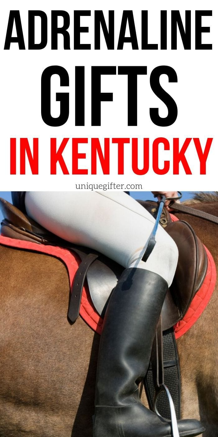 Adrenaline Junkie Experience Gifts in Kentucky | Kentucky Gifts | Kentucky Adventures | Kentucky Presents | Kentucky Adventure Presents | Unique Kentucky Gifts | #gifts #giftguide #experiencegifts #kentucky #uniquegifter