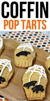 Spooky Coffin Homemade Pop Tarts | Pop-tarts | Pop-Tart Recipes | Homemade Pop Tarts | Homemade Pop-Tarts | Recipe For Pop-Tarts | #unqiue #poptarts #homemade #easy #halloween