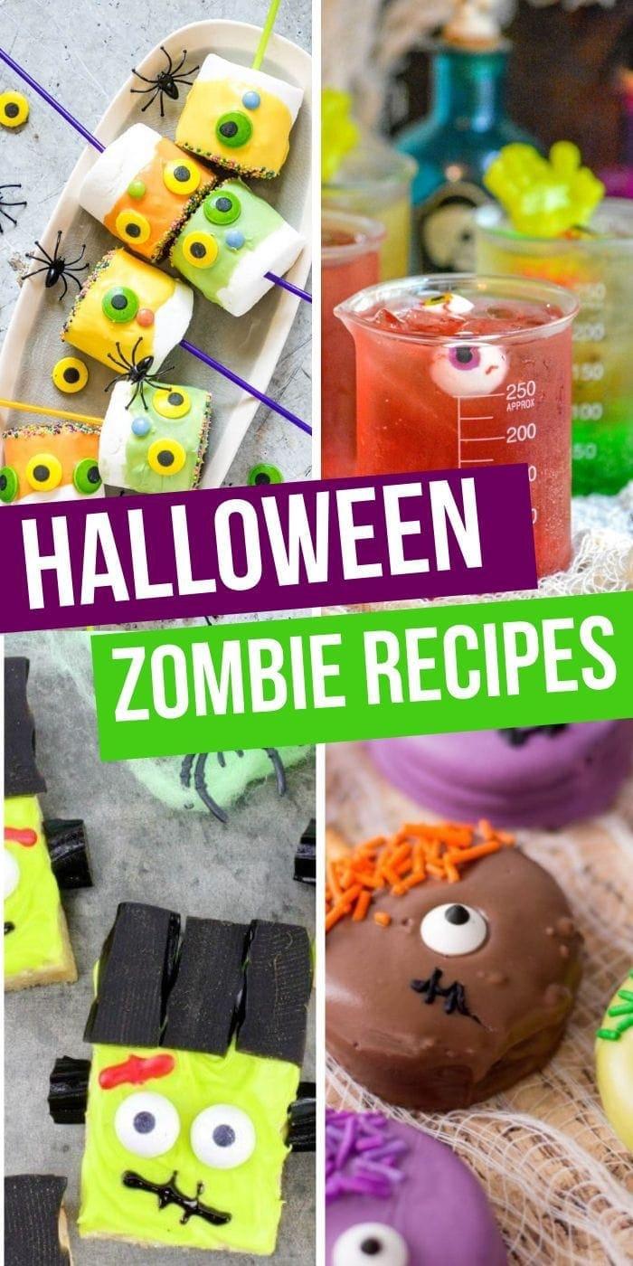 Halloween Monster Recipes | Halloween Treats | Zombie Treats | Monster Treats | Halloween Recipes | Easy Halloween Monster Recipes | Kid-Friendly Desserts | Halloween Desserts | #easy #halloween #monster #treats #schooltreats #simpletreats #partyfood #uniquegifter