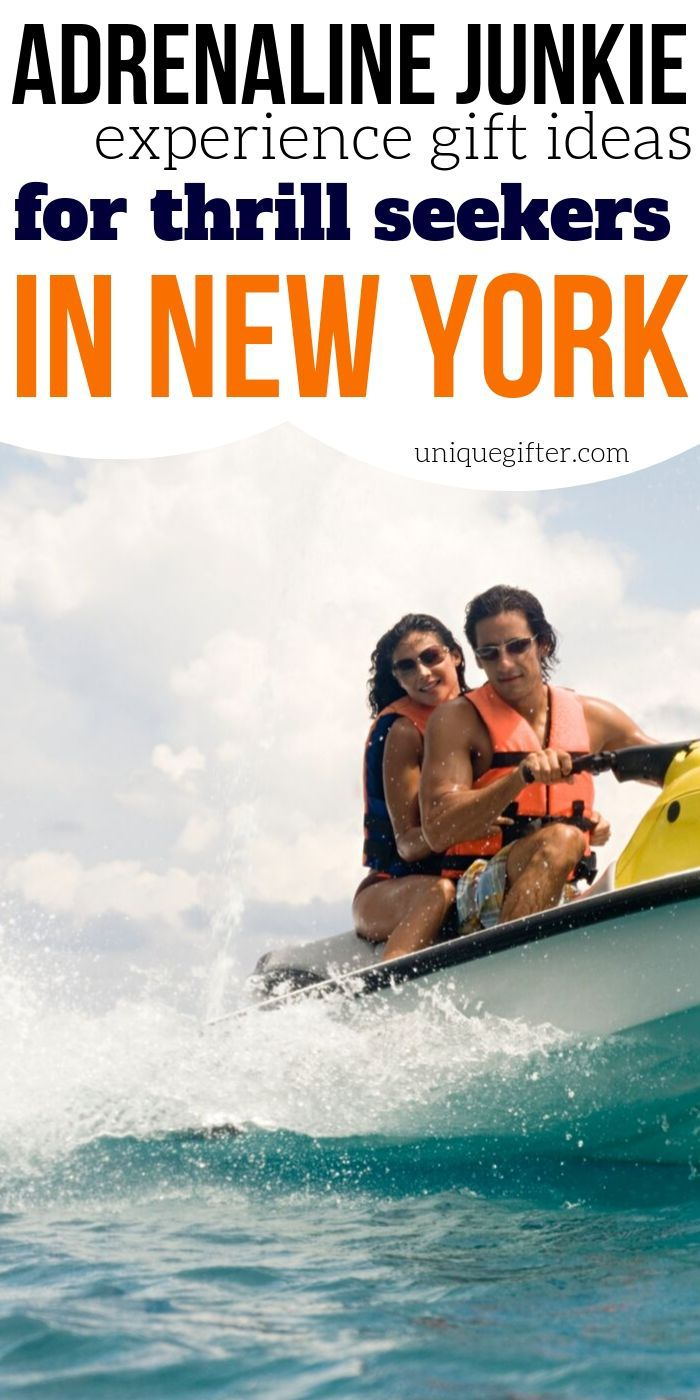 Adrenaline Junkie Experience Gifts in New York | New York Gifts | Experience Gifts | Experience Presents | Unique Gifts | Unique Presents | New York | #gifts #giftguide #presents #uniquegifter #experiencegifts #newyork