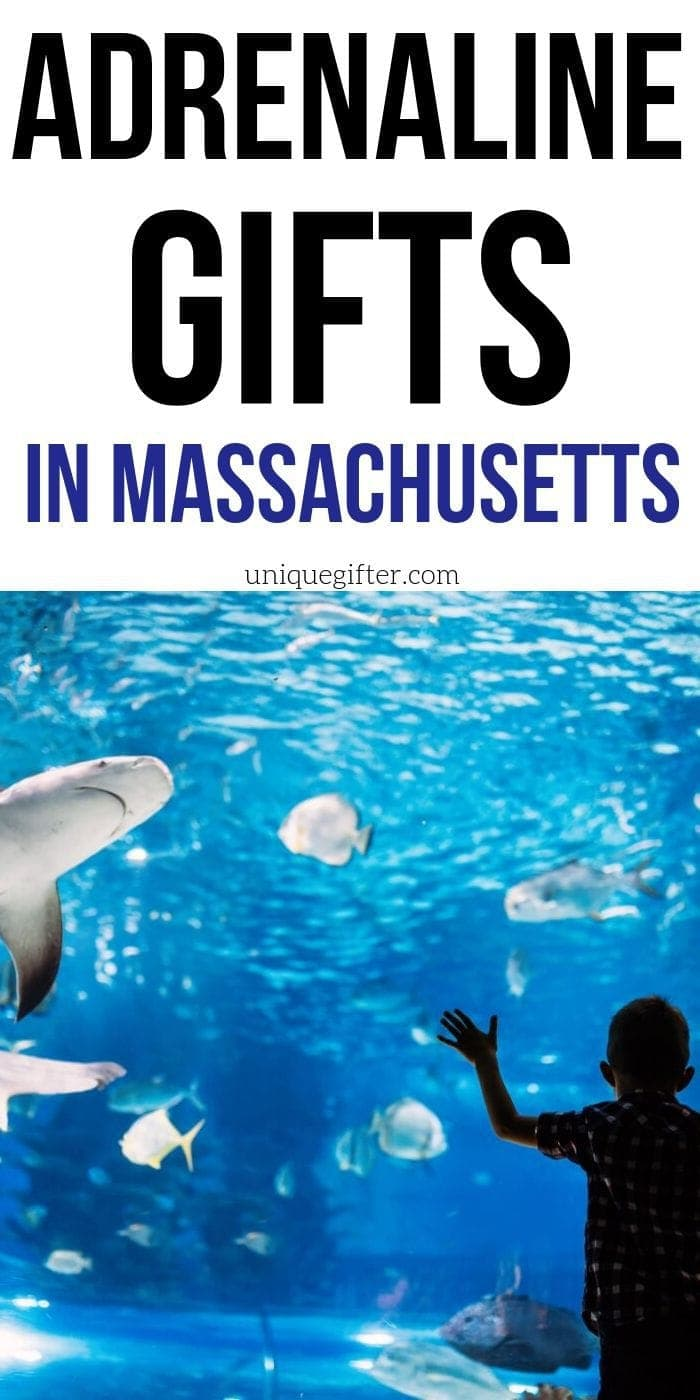 Adrenaline Junkie Experience Gifts in Massachusetts | Massachusetts Gifts | Massachusetts | Creative Experience Gifts | Unique Massachusetts Gifts | #gifts #giftguide #uniquegifter #massachusetts #experience