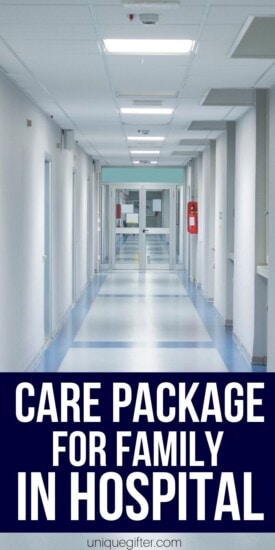 Care Package for Family in Hospital | Care Package | Gift Package | Presents | Gift For Someone In Hospital | Hospital Gifts | Unique Hospital Gifts | #gifts #giftguide #presents #hospital #uniquegifter #carepackage