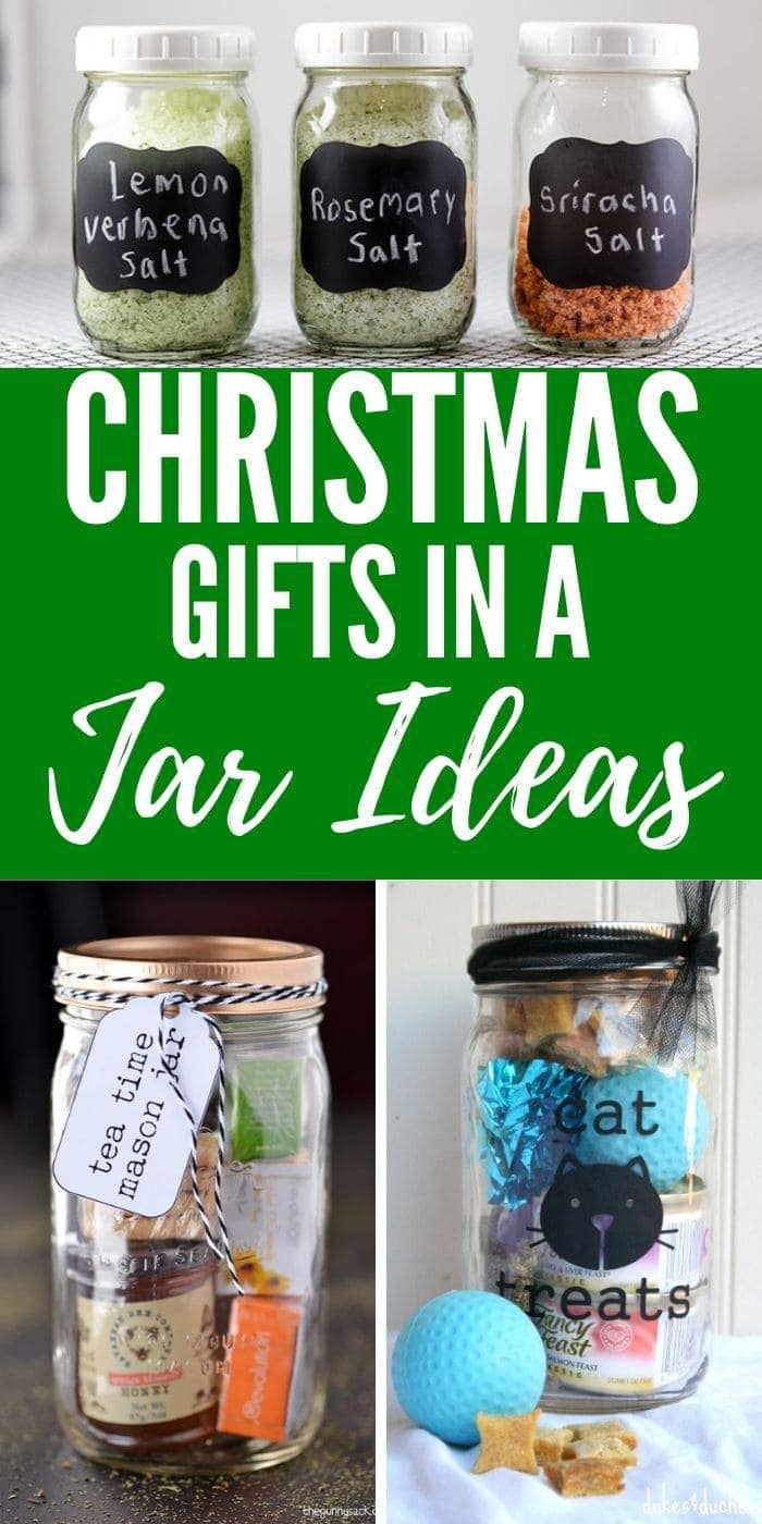Christmas Gifts in a Jar | Christmas Gift Idea | Unique Christmas Gift Idea | Presents In A Jar | Creative Gift Idea | Creative Presents | #gifts #giftguide #presents #christmas #giftsinajar #uniquegifter
